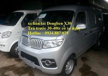 bán xe tải van dongben x30 2 chỗ (950kg) - 5 chỗ (695kg) đi được giờ cấm