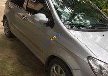 Cần bán gấp Hyundai Getz 1.1MT sản xuất năm 2008, màu bạc, xe nhập, giá 210tr