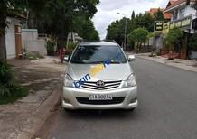 Cần bán lại xe Toyota Innova năm sản xuất 2008, màu bạc