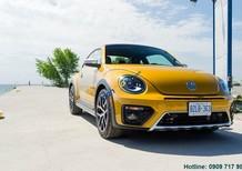 Bán Volkswagen Beetle Dune đời 2017, màu vàng, nhập khẩu nguyên chiếc