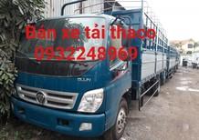 Bán trả góp xe tải 5 tấn Thaco Ollin 500B tại Hải Phòng