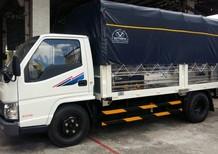Cần bán Hyundai xe tải IZ 49 vào TP 2.5 tấn 2017, màu trắng, giá chỉ 320 triệu