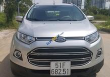 Cần bán lại xe Ford EcoSport Titanium sản xuất 2016, màu bạc chính chủ, 555 triệu