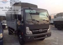Xe tải Veam VT651 thùng dài 5,1m tải trọng 6,5 tấn, K/M cực khủng