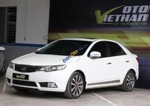 Cần bán xe Kia Forte S 1.6AT sản xuất năm 2013, màu trắng
