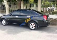 Cần bán lại xe Daewoo Lacetti sản xuất năm 2004, màu đen giá cạnh tranh