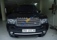 Xe LandRover Range Rover Autobiography LWB 5.0 sản xuất năm 2011, màu đen, nhập khẩu nguyên chiếc