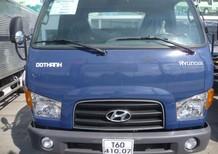 Xe tải Hyundai IZ49 2.5 tấn  vào thành phố