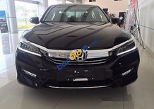 Bán Honda Accord 2.4L năm 2017, màu đen, nhập khẩu