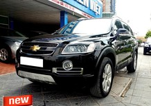 Cần bán gấp Chevrolet Captiva LTZ 2010, màu đen, giá 390