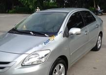 Cần bán Toyota Vios sản xuất 2008, màu bạc, giá tốt