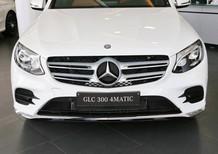 Bán Mercedes GLC 300 4MATIC 2018 - Chỉ cần thanh toán trước 410 triệu đồng, nhận xe ngay