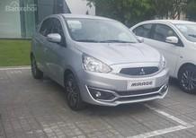 Cần bán xe Mitsubishi Mirage sản xuất 2018, màu bạc, xe nhập,