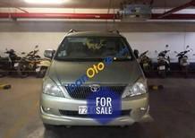 Cần bán xe cũ Innova 2007, xe bảo dưỡng định kỳ 5000km, mới thay 4 vỏ