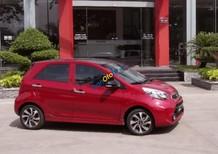 Cần bán xe Kia Morning Si AT sản xuất 2017, màu đỏ