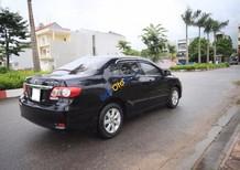 Xe Toyota Corolla altis sản xuất 2013, màu đen số tự động