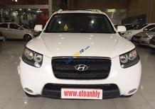 Cần bán Hyundai Santa Fe 2.2AT năm 2008, màu trắng, xe nhập số tự động, 450tr
