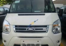 Bán Ford Transit 16 chỗ 2017 mâm đúc kính liền. Bao chi phí sang tên đăng ký
