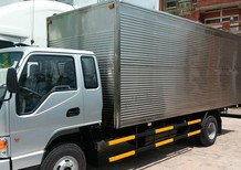 Xe tải Jac 6.4 tấn thùng dài 6m2, động cơ Faw mạnh mẽ