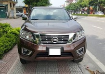 Bán Nissan Navara SL 2.5 MT đời 2017, màu nâu, nhập khẩu, số sàn, 636 triệu
