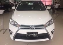 Mua Yaris 2017 đến Toyota Hà Đông, nhận ưu đãi khủng tháng 10