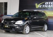 Bán ô tô Kia Carens SX 2.0MT đời 2012, màu đen, 49.000km
