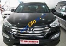 Trúc Anh Auto bán Hyundai Santa Fe 2.4AT đời 2012, màu đen