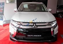 Mitsubishi Outlander (2.0 & 2.4 CVT) 7 chỗ ngồi công nghệ Nhật Bản