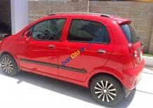 Bán Chevrolet Spark sản xuất 2008, màu đỏ còn mới