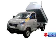 Bán xe tải Ben 750kg, chuẩn Euro4, tặng gói phụ kiện khủng khi mua xe