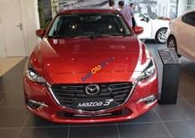Bán Mazda 3 1.5L Facelift năm sản xuất 2017, màu đỏ, giá 682tr