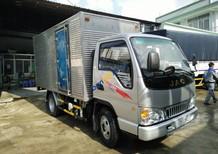 Bán xe Jac 2 tấn 5 màu xám, máy Isuzu Nhật Bản, vay 90%