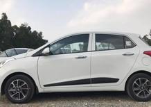 Bán xe Hyundai Grand i10 1.2MT đời 2018, màu trắng, xe chạy kinh doanh cực tốt