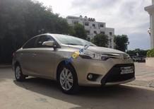 Cần bán gấp Toyota Vios 1.5GAT năm sản xuất 2015 số tự động, giá tốt