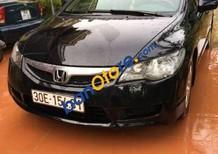 Bán Honda Civic năm 2009, màu đen