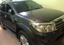 Bán Toyota Fortuner V đời 2009, màu đen, xe ngay chủ uỷ quyền được, 4 vỏ mới, bao kiểm tra hãng