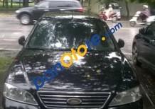 Bán xe Ford Mondeo đời 2005, màu đen, xe đẹp