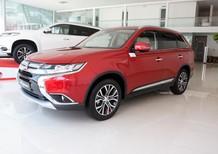 Cần bán Mitsubishi Outlander 2018, cho góp 80%, lãi suất cực tốt, kinh doanh hiệu quả