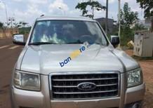 Cần bán gấp Ford Everest 2.6L 4x2 MT 2008, số sàn