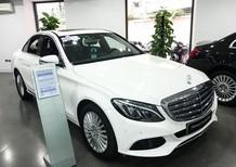 Bán xe Mercedes C250 đời 2017, màu trắng