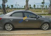 Cần bán Kia Forte năm 2011, màu xám