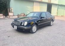 Xe cũ Mercedes E240 năm sản xuất 2000, màu đen, nhập khẩu, giá 135tr