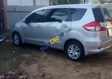 Cần bán Suzuki Ertiga G năm sản xuất 2016, màu bạc, xe nhập