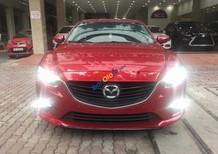 Bán xe cũ Mazda 6 2.0 AT đời 2016, màu đỏ số tự động