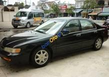 Bán Honda Accord năm 1995, màu đen, nhập khẩu nguyên chiếc