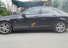 Cần bán lại xe Mercedes C200 năm 2013, màu đen, nhập khẩu