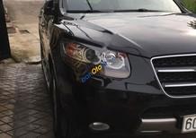 Bán Hyundai Santa Fe SLX sản xuất 2009, màu đen, xe nhập