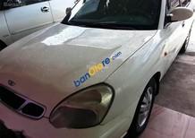 Bán Daewoo Nubira sản xuất 2003, màu trắng, giá chỉ 120 triệu