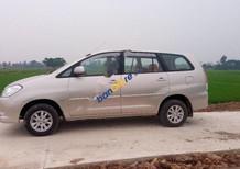 Bán Toyota Innova sản xuất năm 2011, màu vàng, giá 430tr