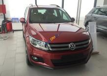 Ưu đãi vàng - Nhanh tay sở hữu The New Volkswagen Tiguan TSI I4 màu đỏ tại VW Long Biên - Hotline: 0948686833